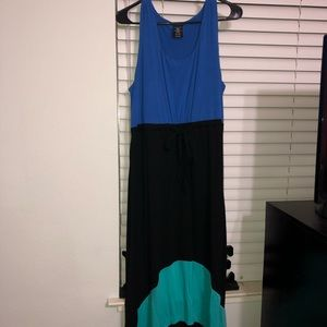 Dresses & Skirts - Blue and Turquoise Dress